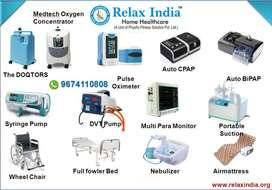 OXYGEN CONCENTRATOR AT @2000/month