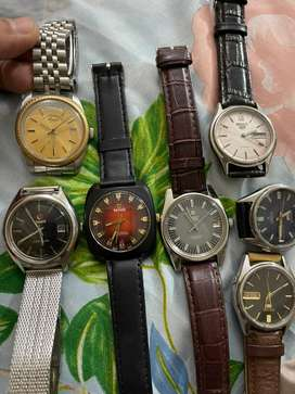 Swiss and Japan Automatic watches
