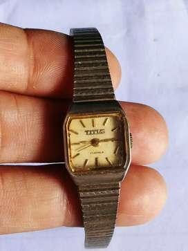 Jam Tangan Antik Titus Ladys