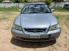 Honda Accord 2.4 Manual, 2002, Petrol