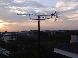 Pasang antena tv digital Jatiasih