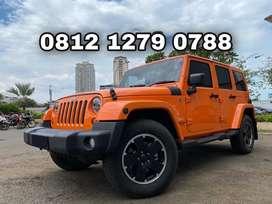 TDP225JT Jeep Wrangler 3.6 Sahara 2013 Orange Km Siper Antik Like New