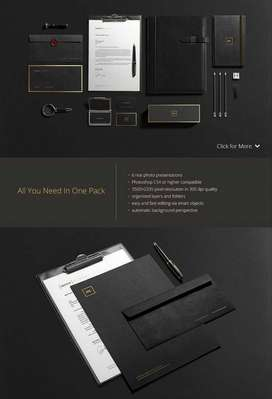 Stationery Printout I Design Logo Kemasan Brosur Desain  2192