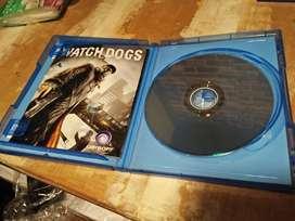 BD PS4 GAME WATCHDOG