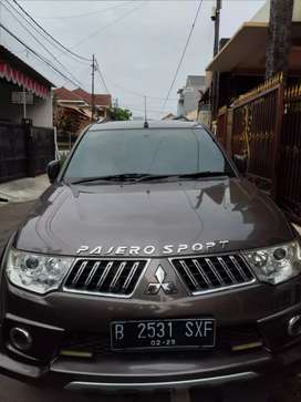 (Cash)Pajero sport exceed Limited AT Diesel 2013