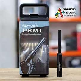 Presonus PRM1 microphone analyzer RTA