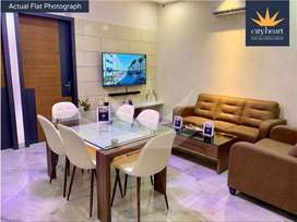 3BHK FULLY FURNISHED AT SECTOR 127, MOHALI