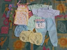 Paket A Baju Bayi Baru Lahir Murah Lengkap Newborn