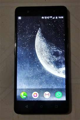 K8 Plus Phone with Original charger & Sandisk 64 GB card