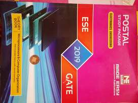 ECE Gate + Ese Made Easy Book + WorkBook + Previous Year Question Bank