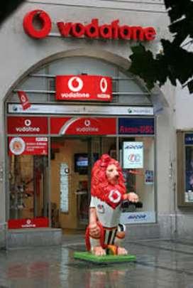 Mr.Rajat(Vodafone HR)Fix SALARY Need;Data Entry/Back