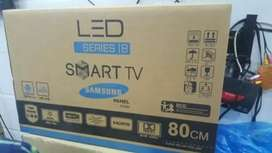 New 42 inch led smart with 1 year warrantty