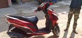 Honda grazia well maintained bike urgent sell