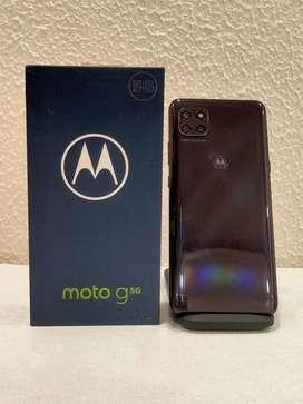 Moto G 5G 6gb 128gb 5G phone 75 days old