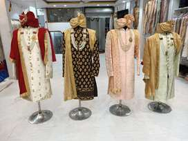 Groom Sherwani Same Design Price 40k Our Price 9k