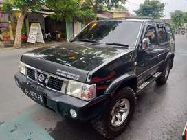 Nissan Terrano Spirit S3 2005 Ban 5 Baru DiBagus Bagas Motor KEDIRI