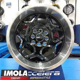 Jual Peleg Mobil Racing Ring 16 Vios Familia Pcd 4x100 dan 4x114,3 Jaz
