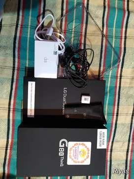Lg G8x brand new mobile