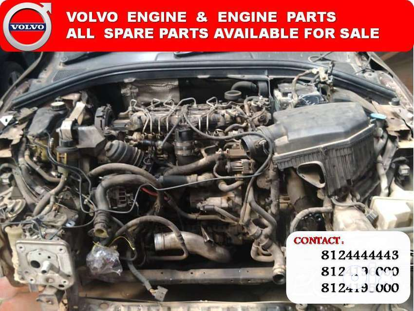 \^VOLVO ENGINE & ALL SPARE PARTS AVAILABLE FOR SALE: