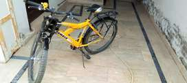UK brand Humber bicycle in new condition