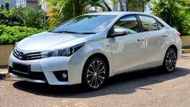 Toyota Corolla Altis 1.8 V AT 2015 Silver
