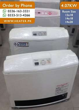 Japanese Gas Heater electric fan 4kw
