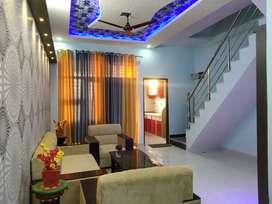 Fully furnished sabse sasta 83 gaj luxury house