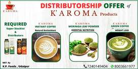 Distributorship Opportunity of K'AROMA Coffee Products