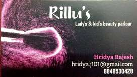 Rillu's beauty & mehandi designing
