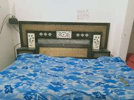 I have a wooden bed in good condition do you want