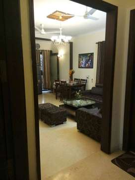 3BHK flat for rent in malibu town