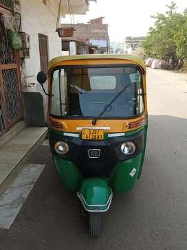 Auto rickshaw BAJAJ RE COMPACT 4 stock