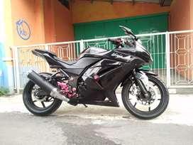Kawasaki 250 mulus 2012