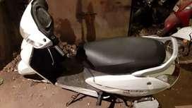 Honda activa 2014 het