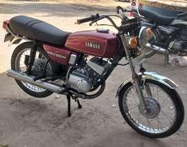 vintage Yamaha rx 100