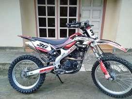 Jual Motor Dtracker 150