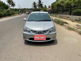 Toyota Etios 1.4 VD, 2011, Diesel