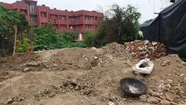 बिना आवास विकास अप्रूव,1200sqft Commercial Plot in Main Raebareli Road