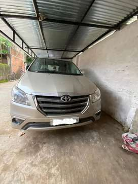 Toyota Innova 2014 Diesel Well Maintained,