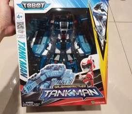 Tobot Galaxy Detectives TankMan