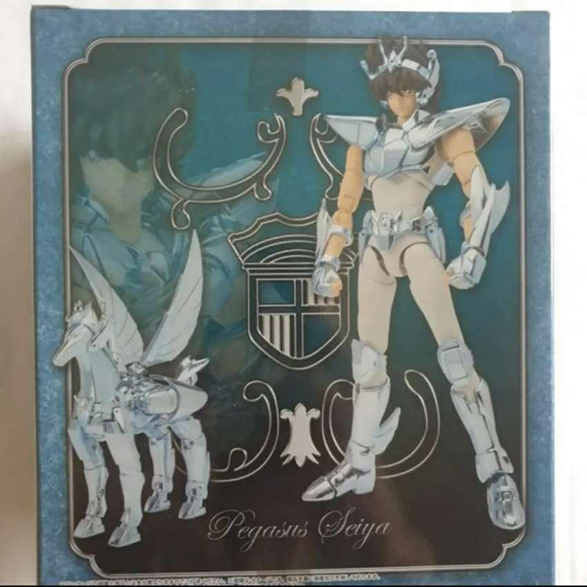 Bandai Saint Seiya Myth Cloth Pegasus Silver Original Colour Edition