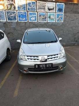 Nissan livina xr silver manual