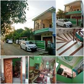 Dijual Rumah Mewah Tengah Kampung, Aman & Nyaman