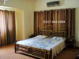 Furnished room available for weekly and monthly basis