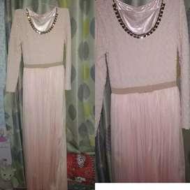 Jual Preloved Dress Cantik baru sekali dipakai
