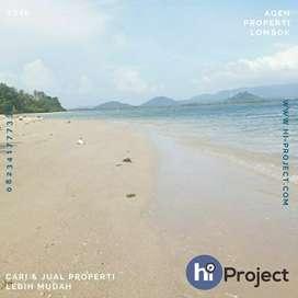 1,8 Hektar Tanah Pantai di Sekotong Lombok barat T445