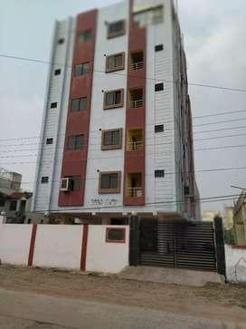 3bhk flat  at risali ,on main road pragati  nagar