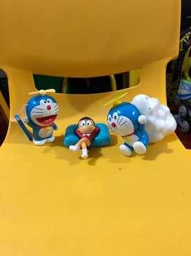 Mainan Doraemon KFC