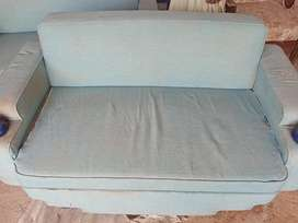 Double set sofa