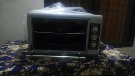 New badraig electrical 50litre baking and cooking oven